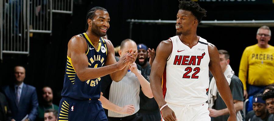 Heat vs Pacers Odds & Pick - NBA Betting