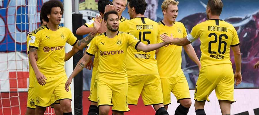 Hoffenheim Vs Dortmund Bundesliga Matchday 34