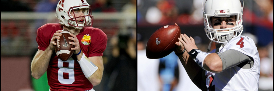 Stanford @ Washington State NCAA Football Lines Preview