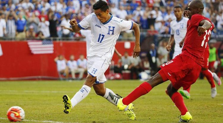 Honduras Copa de Oro 2015