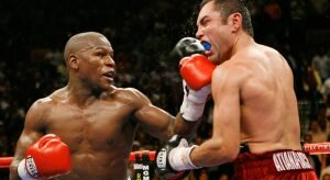 How Would Floyd Perform Versus Our Top 5 Since 1964? - Boxing Lines