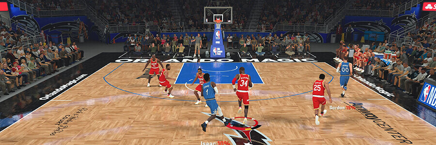 How to Bet on NBA2k Simulation Games?