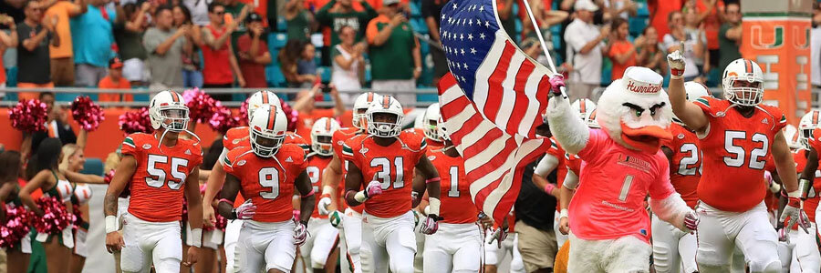 Keep the Hurricanes on your College Football Betting radar for next season.