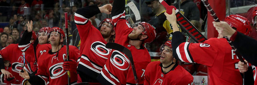 Hurricanes vs Predators 2020 NHL Betting Lines & Game Preview