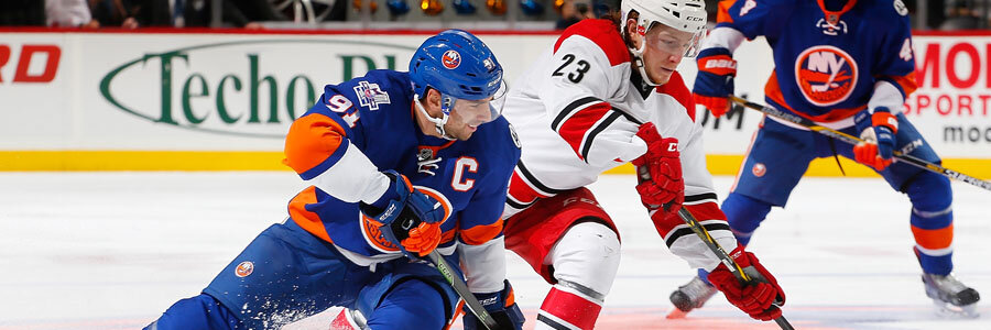 Hurricanes vs Islanders 2019 Stanley Cup Playoffs Odds & Pick for Game 1.