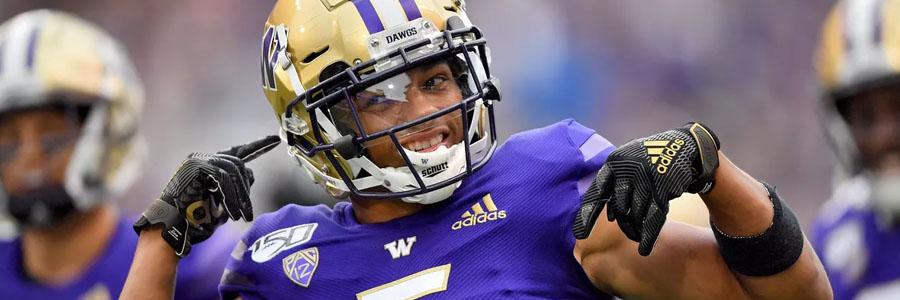 Washington vs BYU 2019 College Football Week 4 Odds & Analysis.
