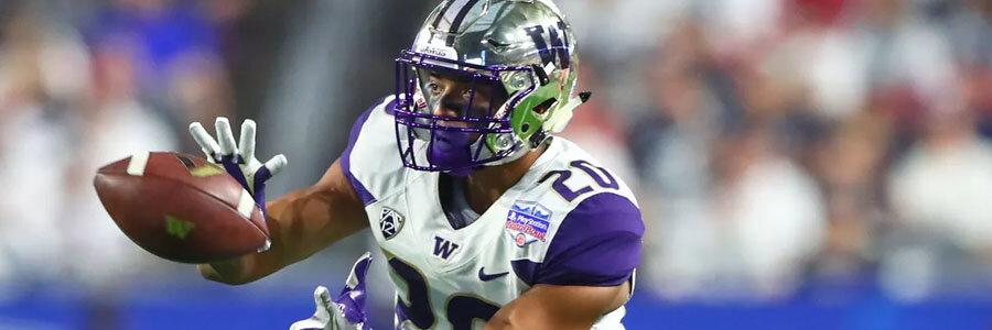 Washington vs Oregon NCAA Football Week 7 Spread & Pick.