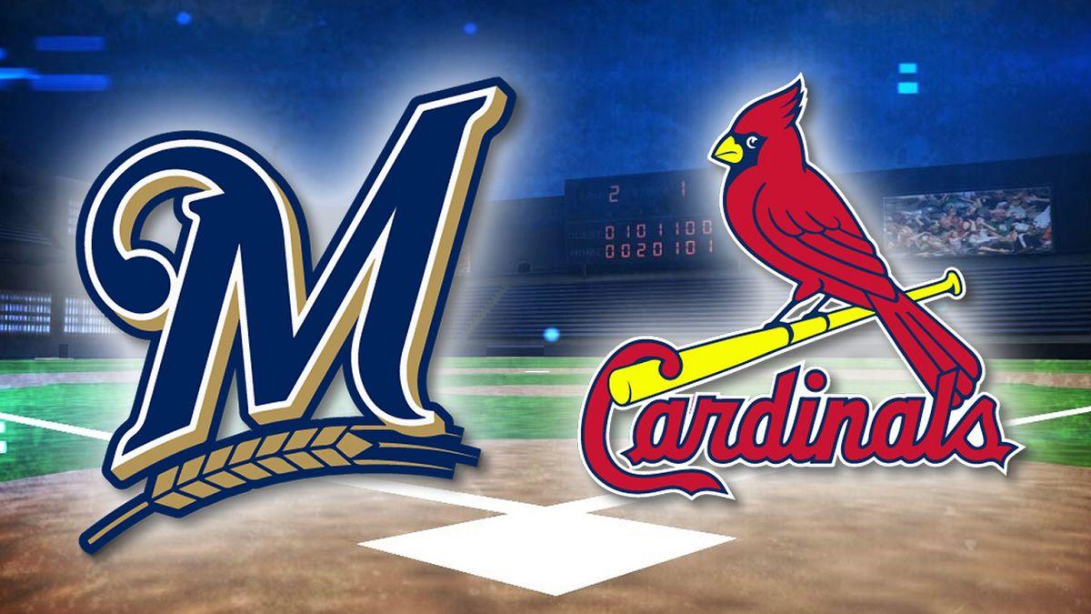 Cardinals vs Brewers