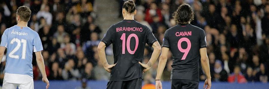 Ibrahimovic and Cavani