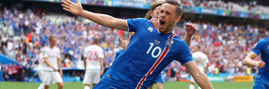 Iceland comes in as the 2018 World Cup Betting favorite vs. Nigeria.