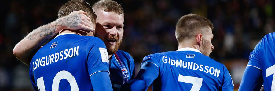 The 2018 World Cup Odds for Iceland's debut are not good.