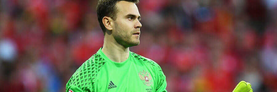 Despite playing at home, Russia is among the 2018 World Cup Betting underdogs.