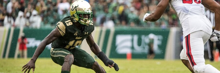NCAAF Odds: The biggest concern for the South Florida Bulls coming into this one is that they may need to shake off a little rust.