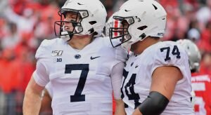 Illinois vs #7 Penn State NCAAF Game Preview