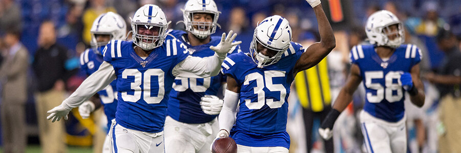 Indianapolis Colts NFL Odds After Free Agency Week 1