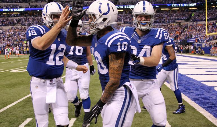 Indianapolis Colts NFL 2015