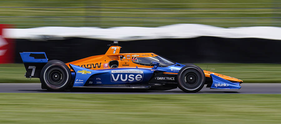IndyCar: Early Indy 500 Betting Odds & Predictions