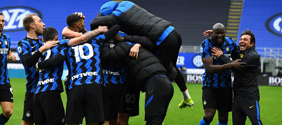 Inter Milan Won the 2021 Serie A Title - Soccer Betting
