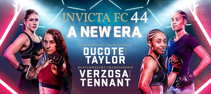 Invicta FC 44: A New Era Betting Odds Predictions