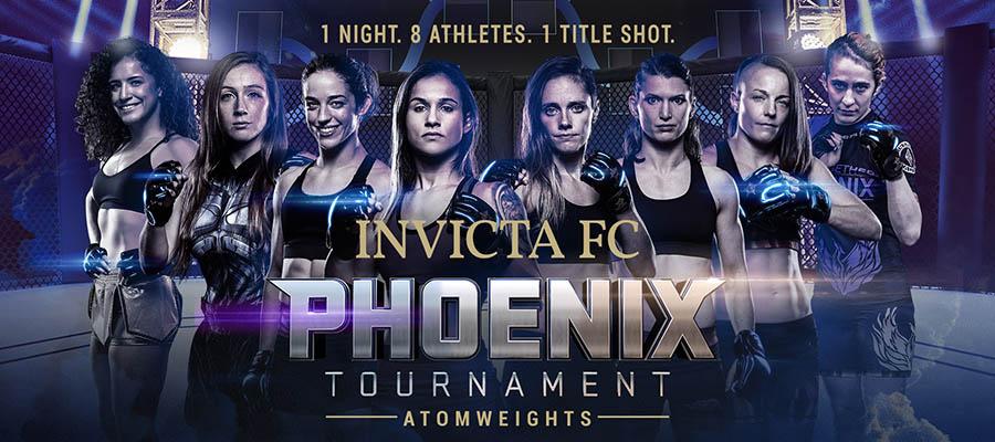 Invicta FC: Phoenix Series 4 Betting Predictions