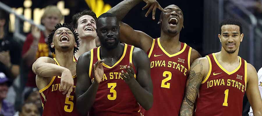 Iowa State vs No. 25 Oklahoma Big 12 Tournament