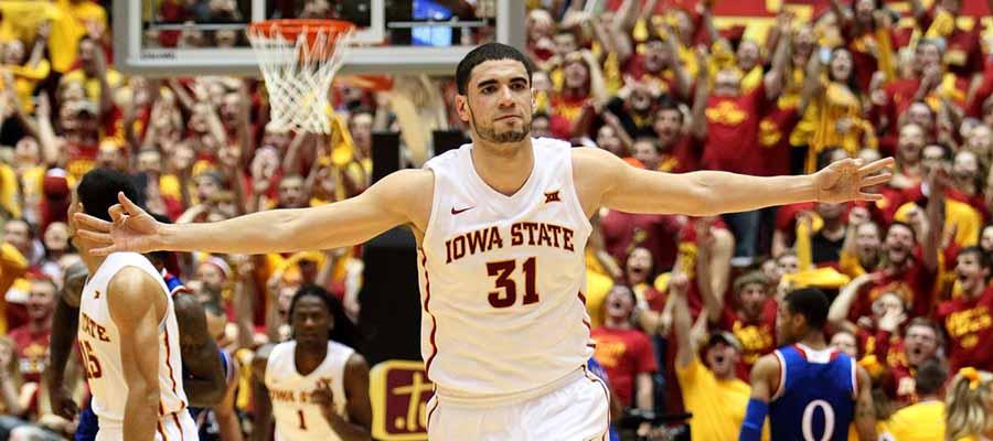 Iowa State vs No. 3 Iowa