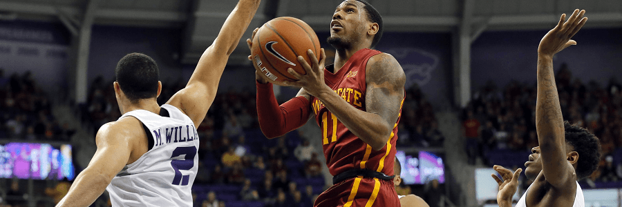 Iowa State and TCU already met once, it wasn't a good day for TCU basketball.