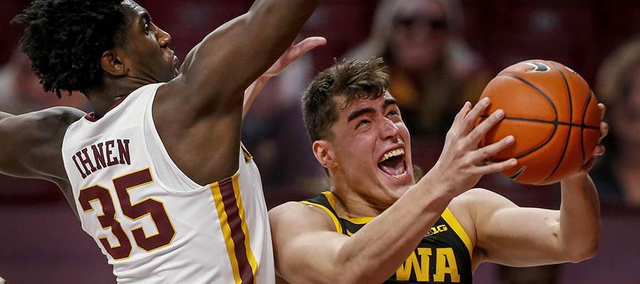 Iowa Vs Rutgers Expert Analysis - NCAAB Betting