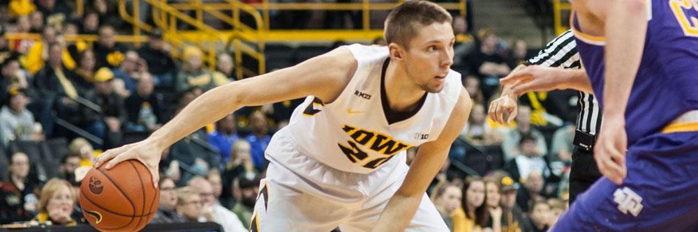 Michigan State vs Iowa College Hoops Free Pick