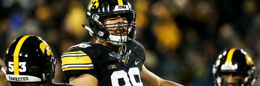 Iowa at Illinois NCAA Football Week 12 Lines & Game Preview.