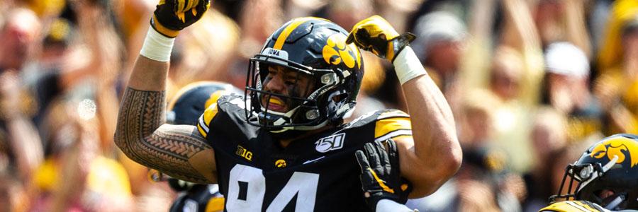 Iowa vs Iowa State 2019 College Football Week 3 Odds & Analysis.