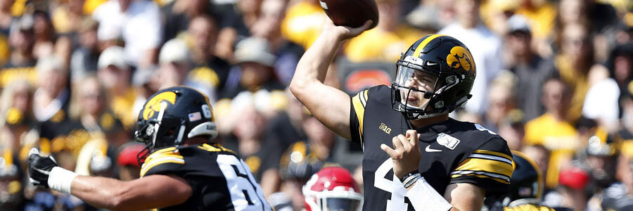 Iowa is one of the favorites for the 2019 College Football Week 3.