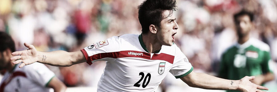 Iran comes as the 2018 World Cup Betting underdog against Morocco.