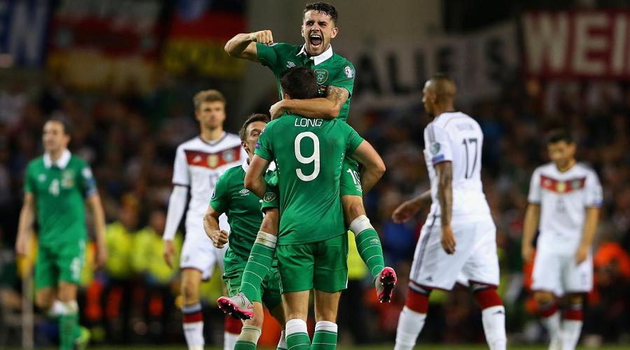 Ireland vs Germany