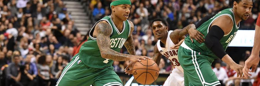 Boston vs Atlanta NBA Playoffs Series Betting Analysis