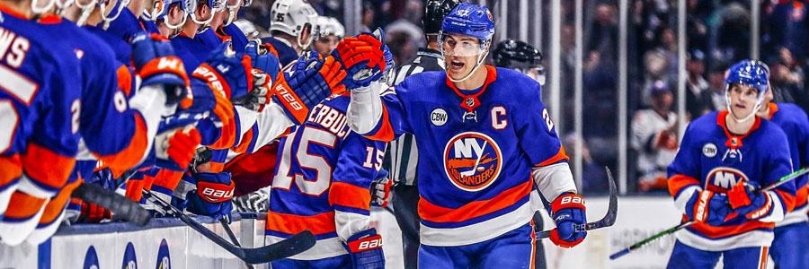 Islanders vs Bruins 2019 NHL Betting Lines & Analysis.