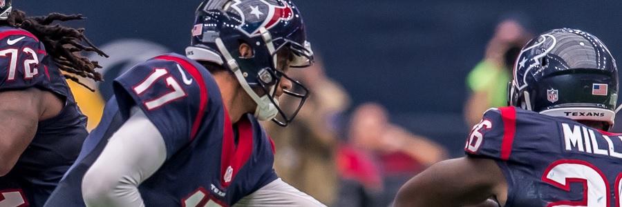 JAN 02 - Houston Texans NFL Postseason Betting Analysis