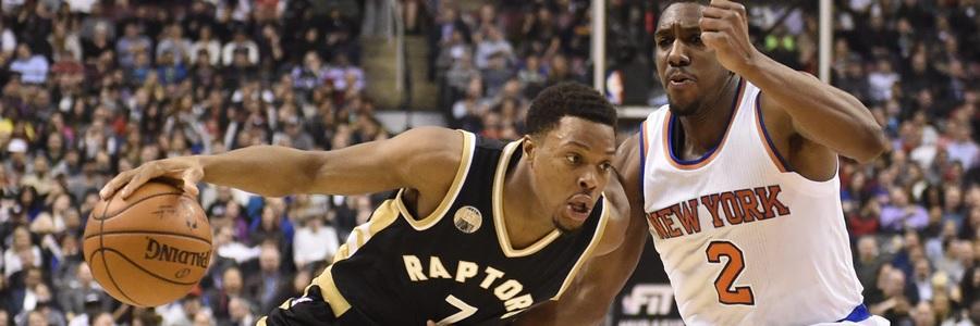 JAN 02 - NBA Expert Picks Toronto At San Antonio