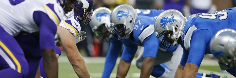Betting on Detroit at Minnesota NFL Odds & Week 4 Game Prediction