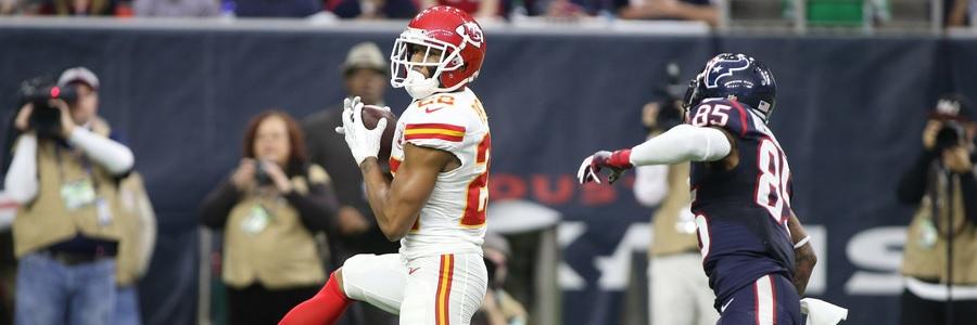 JAN 05 - Kansas City Chiefs NFL Postseason Betting Analysis
