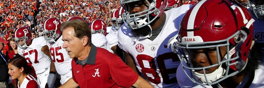 JAN 05 - Why Bet On Alabama To Win The College Football Championship