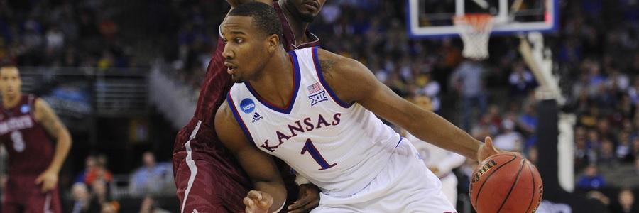 JAN 09 - College Basketball Expert Picks Kansas at Oklahoma