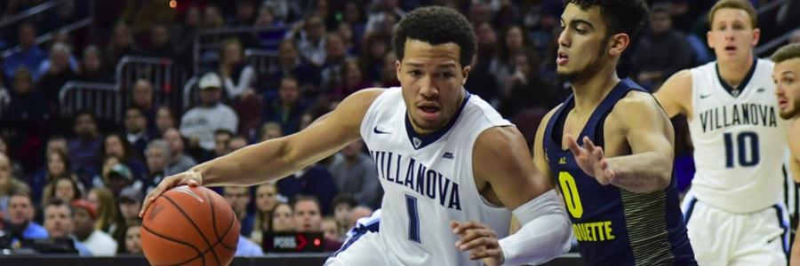 JAN 13 - College Basketball Expert Predictions Villanova At St Johns