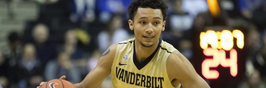 JAN 19 - Vanderbilt At Florida Spread, Free Pick & TV Info