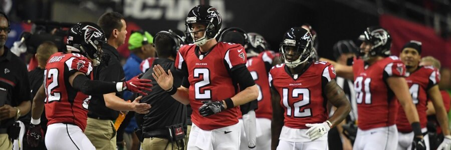 NFL Week 3 Lines & Betting Analysis on Falcons at Lions