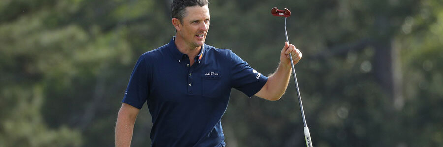 Justin Rose is among the Golf Betting favorites to win the 2018 US Open.