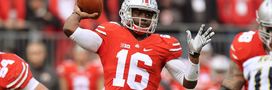 Does Barrett's Suspension Affect Ohio State's NCAA Football Odds?