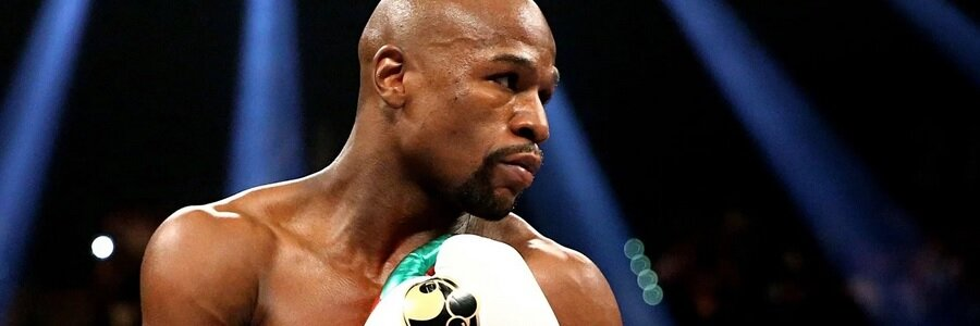 There are athletes that have supreme belief in themselves and then there is Floyd Mayweather Jr.