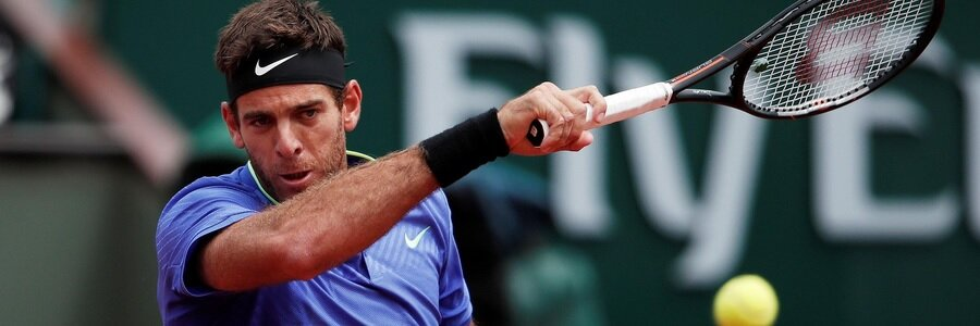 The World No. 32 Juan Martin Del Potro has gone 13-7 on the year with no titles.