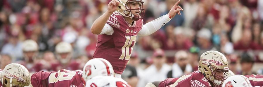 Florida State Seminoles Online College Football Odds